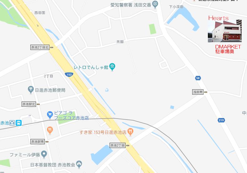 日進スタジオ地図